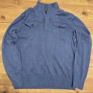 Banana Republic Blue Sweater